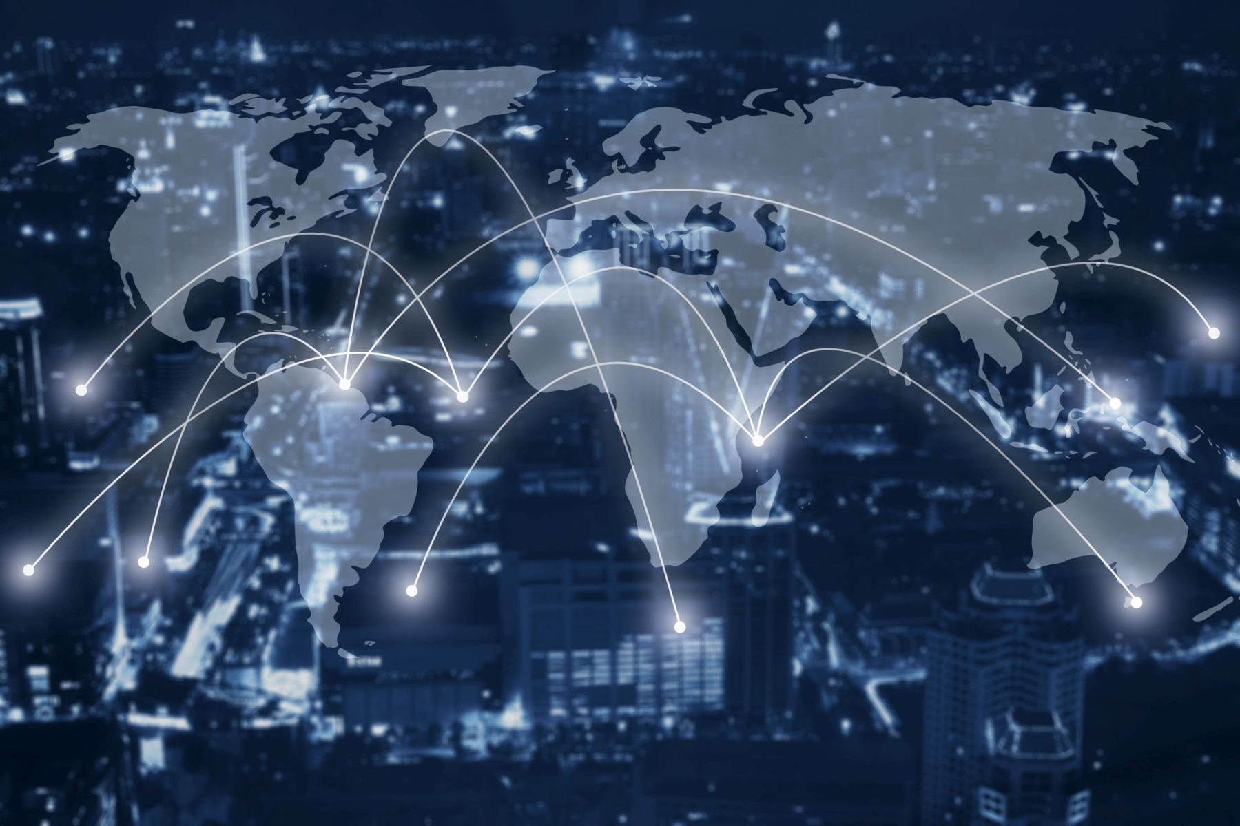 Worldwide network for shipment and logistics